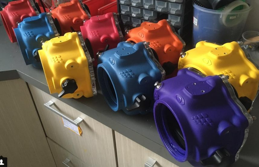 High Quality Water Housings